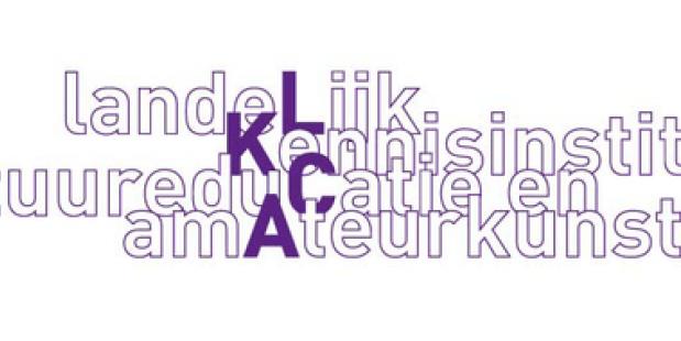 Landelijk Kunstinstituut Cultuureducatie en Amateurkunst