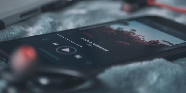 Spotify afspeellijsten dans
