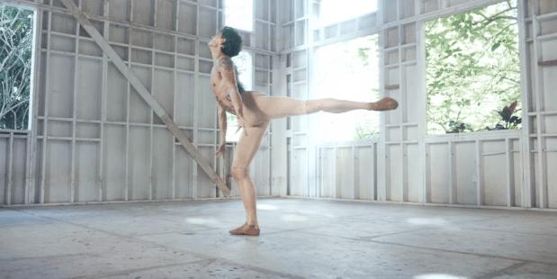 Balletdanser Sergei Polunin maakt Hollywooddoorbraak