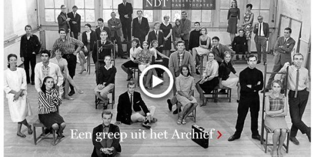 NDT Nederlands Dans Theater geschiedenis moderne dans jubileum