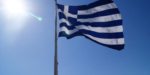 Griekse volksdansen