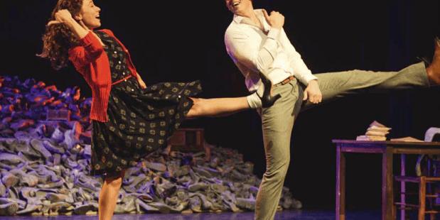 Dansen Met De Vijand Dans Magazine