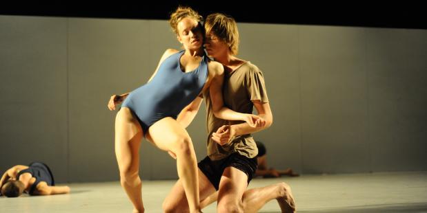 gaga naharin cursus batsheva dance company