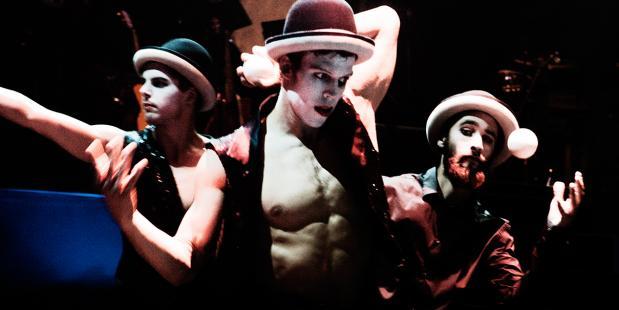 Ting! Scapino Ballet Rotterdam Nederland moderne dans