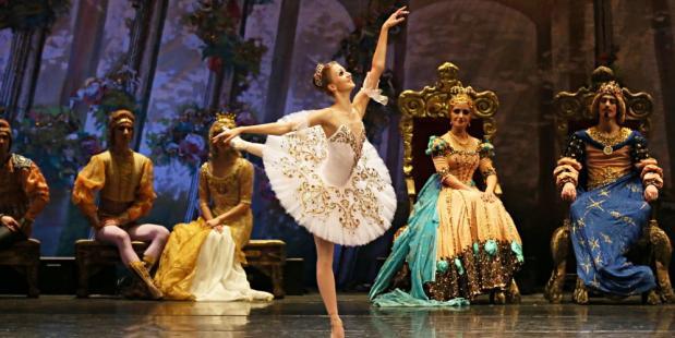 Sleeping Beauty © Ballet van de Staatsopera van Tatarstan