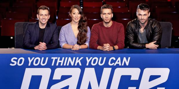 So You Think You Can Dance 2015 jury SYTYCD