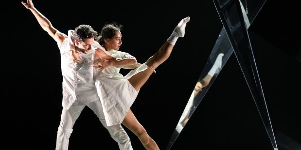 The 3 Dancers © Introdans, Hans Gerritsen