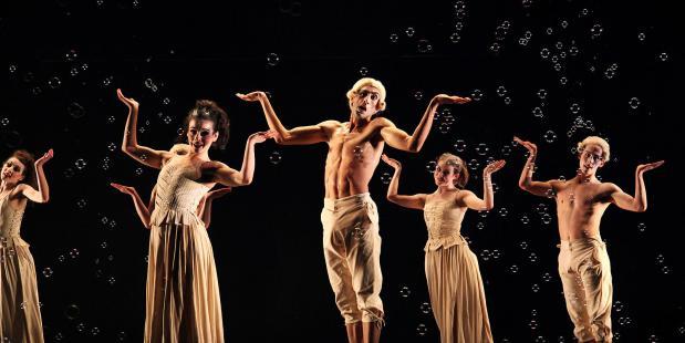 Na 5 jaar mag NDT weer werk van Jiri Kylián dansen