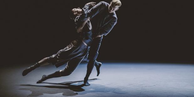 The Grey - Marne & Imre van Opstal, Nederlands Dans Theater. © Rahi Rezvani