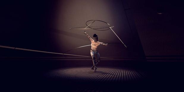Virtual reality eye filmmuseum das totale tanz theater Richard Siegal