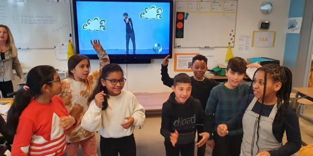 Wow! 100.000 kinderen dansen Scapino repertoire