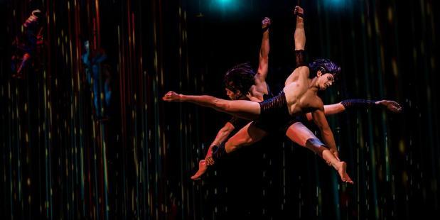 Varekai. © Cirque du Soleil