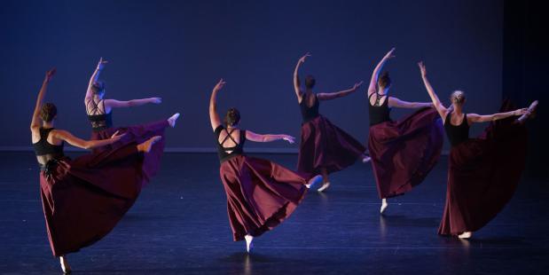 Springplank voor danstalent in Oost-Nederland. Foto Evolutio