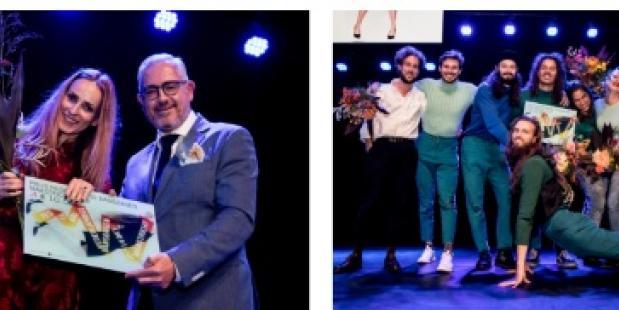 Dunja Jocic 155 Prijs van de Nederlandse Dansdagen Maastricht 2018 Prijs van de Nederlandse Dansdagen Jong Publiek 2018