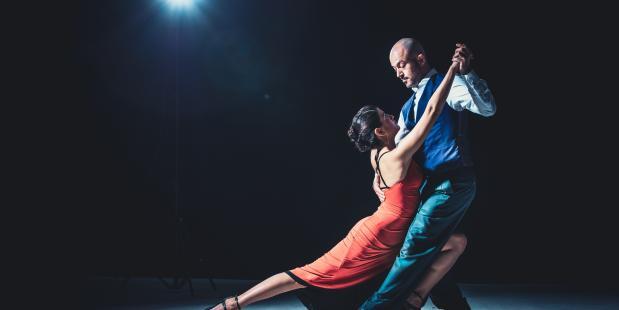 Dancing with the Stars wordt gepresenteerd door Tyra Banks. Foto: Pexels.