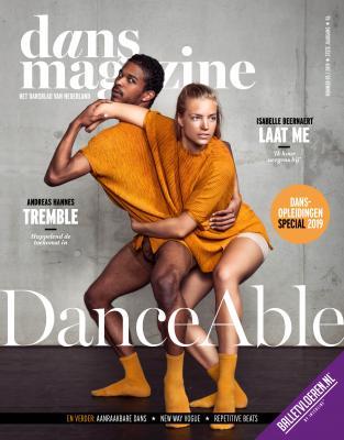 Dans Magazine nummer 5 van 2019  verscheen 18 oktober 2019.