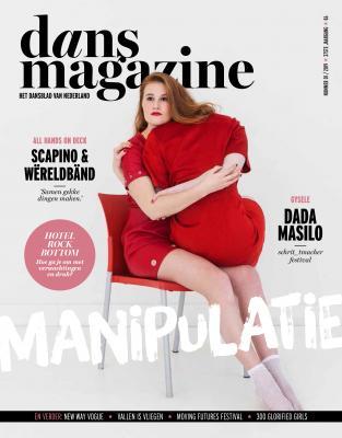 Dans Magazine, het leukste tijdschrift over dans
