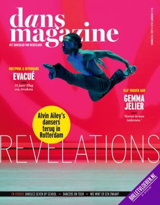 Dans Magazine nummer 4 van 2019