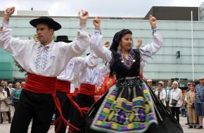 dansgroep SIVO 2016