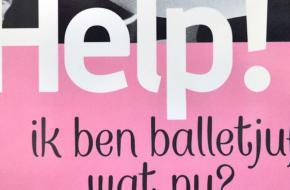 Beeld: Help! Ik ben een balletjuf... Wat nu? - Claudine Decock