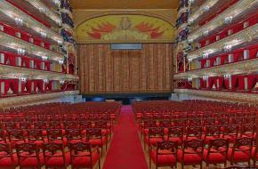 Foto: Google Cultural Institute - Bolshoi Theater