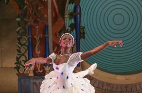 Michaela DePrince Het Nationale Ballet balletdanseres ballerina