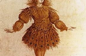 Lodewijk XIV in Ballet de la Nuit. Foto: Wikipedia