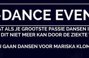 Z-DANCE EVENT   JIJ DANST TOCH OOK MEE?