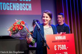 Wie volgt Alexia Leysen op en wint De Troffel 2017? © Saris & den Engelsman