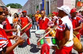 Cubaanse Rumba © Manuel Castro