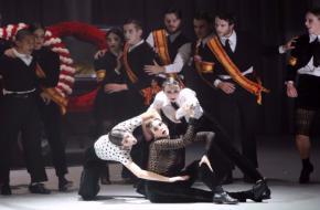 Pablo - Scapino Ballet . © Hans Gerritsen