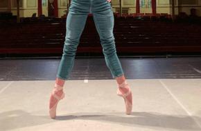 siberian swans spitzen mannen klassiek ballet les ballets de trockadero