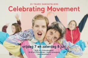 Joseph Simon toont nieuw werk tijdens jubileumfeest Dansateliers