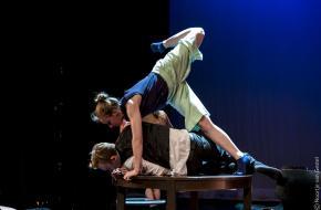 Foto: Noortje van Gestel - Fontys Academie voor Danseducatie