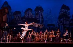 Foto via Pexels. Nieuwe eerste solist bij Het Nationaal Ballet.