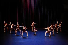 Niet alleen voor solo dansers. Foto Marco Cappalunga Fotografie