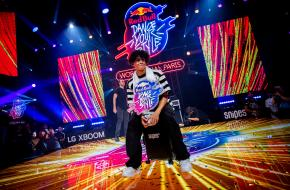 red bull dance your style shin shan breakdance