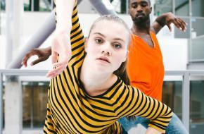 Bacheloropleiding Dans. © Marjolein van Dijk
