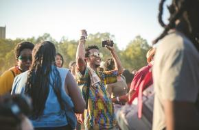organiseren dansfestival