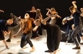 Academie voor Theater en Dans. Foto Nellie de Boer