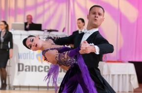 latin ballroom competitie wedstrijd winnaar winnares