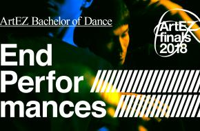 End Performance - ArtEZ Bachelor of Dance
