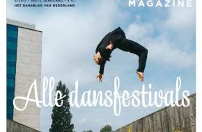 Cover Dans Magazine nummer 3 van 2017