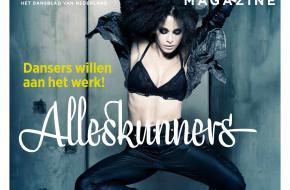 Cover Dans Magazine nummer 4 van 2017
