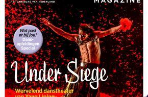 Cover Dans Magazine 5/2017