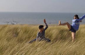 De Dutch Summer Dance Course. Vormgeving: Bureau Visueel