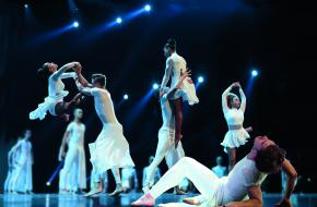 Dansopleiding van Lucia Marthas 2016-2017 © Michel Schnater