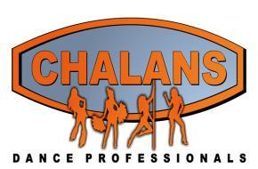 Chalans Dance Professionals dans magazine