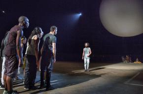 'Courage' met Christiaan De Donder, Mariko Shimoda, Tuan Tran, Mitchell-lee van Rooij, Davide Bellota / © Leo van Velzen