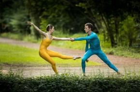 merce cunningham film movie dans cunninghamtechniek